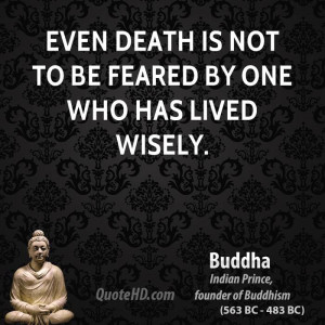 Buddha Quote About Peace