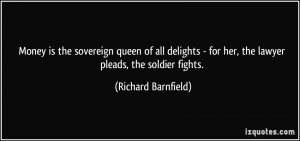 Quotes by Richard Barnfield