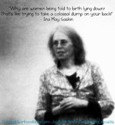 Ina May Gaskin Quote