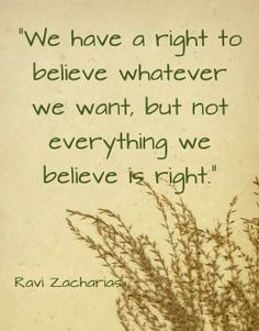 Ravi Zacharias quotes More