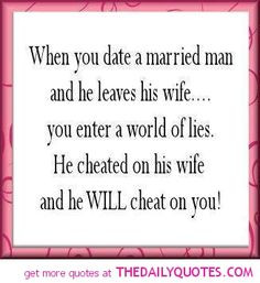 Quotes About Cheaters | Quotes About Cheating Men More