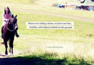 horse riding quotes tumblr