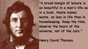 Henry david thoreau famous quotes 2