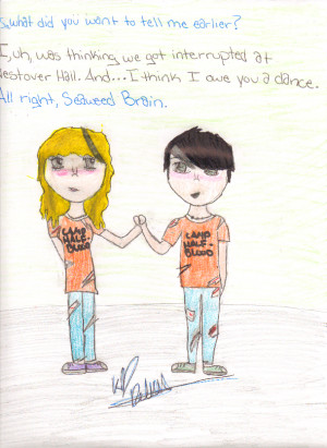Percy And Annabeth Make Love