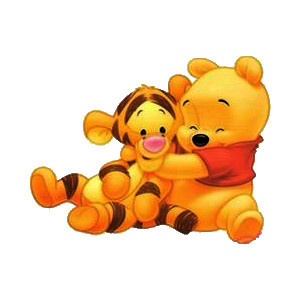 Now that's cute Winnie The Pooh Quotes