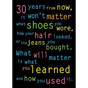 Schools, Remember This, Inspiration, Classroom Decor, Teachers Quotes ...