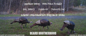 Turkey Hunting Quotes and Sayings