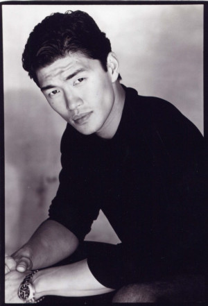 Rick Yune - OK so he played a Bond villain but he is still frickin ...