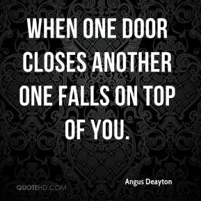 When One Door Closes Quotes