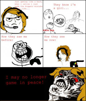 All Gamer Girls Have This Problem