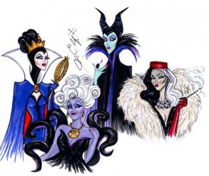 ... , sleeping beauty, ursula, villains, white snow, the evil queen