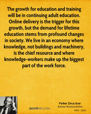 Education Quotes About Growth