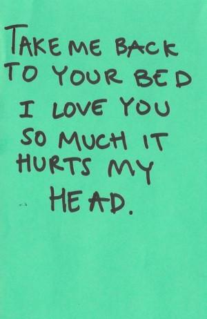 Im so glad i met you love quotes best