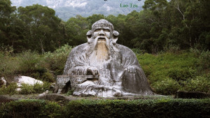 Home » Quotes » Lao Tzu - Silence Quotes Wallpaper