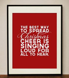 Christmas Cheer Quotes & Sayings