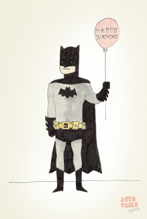 BATMAN turned 75 today!