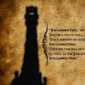 tags lord of the rings gimli quotes lord of the rings one ring quote ...