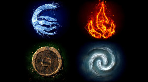 water, fire , elements, Avatar: The Last Airbender , symbols ...