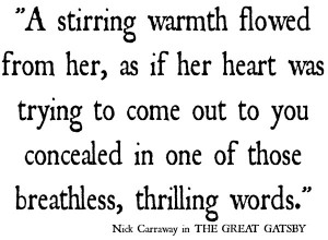 Quotes From The Great Gatsby About Daisys Voice ~ A Lasting Love of ...