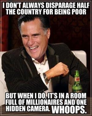 Mitt Romney: 47% Moochers