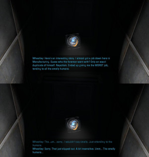 Favorite Wheatley Quotes 6 by Blockwave