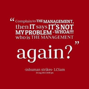 Boss and management quotes