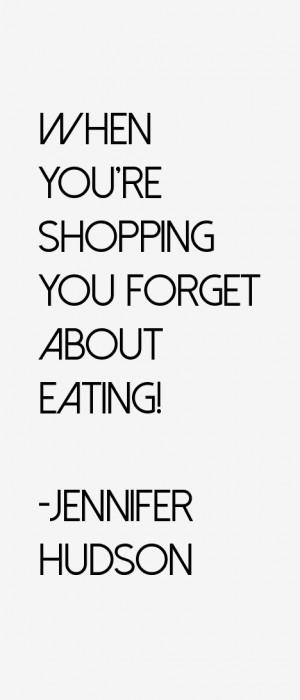 Jennifer Hudson Quotes & Sayings