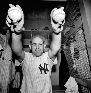Former New York Yankees player Yogi Berra was so famous for his quotes ...