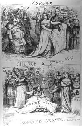 Should Famous Anti Catholic Political Cartoonist Thomas Nast Go In New ...