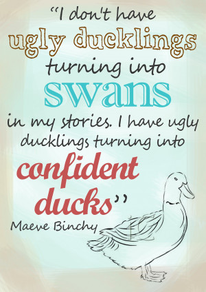 Maeve Binchy Quote-Free Printable