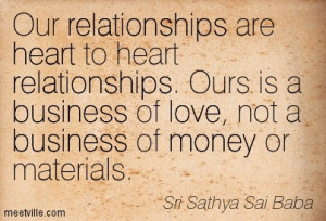 Quotes On Building Strong Business Relationships ~ It Takes A ...