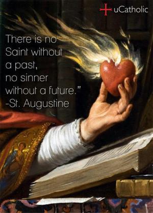 ... Catholic Quotes, Catholic Faith, Cloisters Heart, St Augustine, Sacred