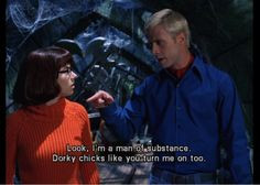 ... one scooby doo movie that was kind of weird more film movies tv i love