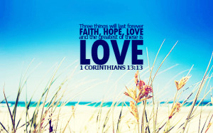 faith christian bible verse bible verses about love god loves you and ...