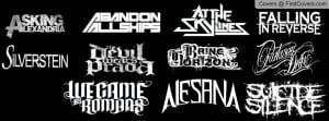 Metalcore bands Profile Facebook Covers