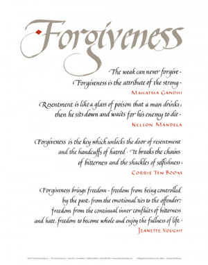 nelson mandela quotes forgiveness