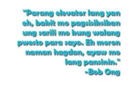 Bob Ong Quotes Philippines Pinoy