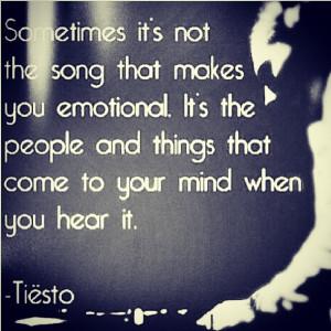 Tiesto Quotes Tumblr Tiesto quote. via tin ho