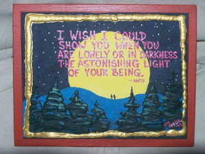 211 Your inner Light Sculpted Quote by KOPLERART on Etsy, $37.50 ...