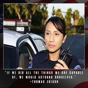 Police Officer Quotes Fallen Female Police Officer Quotes