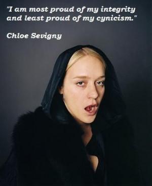 Chloe sevigny quotes 2