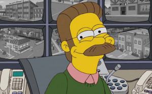 Ned Flanders: his best quotes
