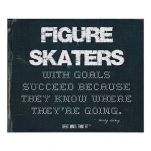 ... Skaters with Goals Succeed in Denim > #Poster with Motivational #Quote