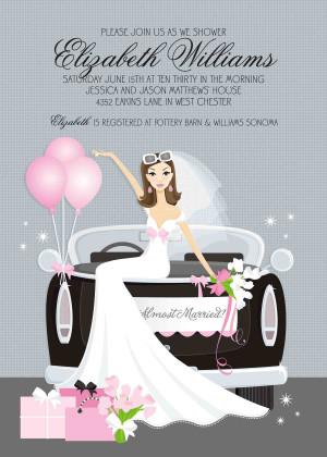 Wedding Shower Invitation Quotes