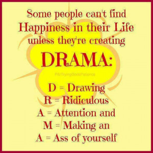 Drama queen quoteTruths Hurts, Life, Quotes, Dramas Queens, So True ...