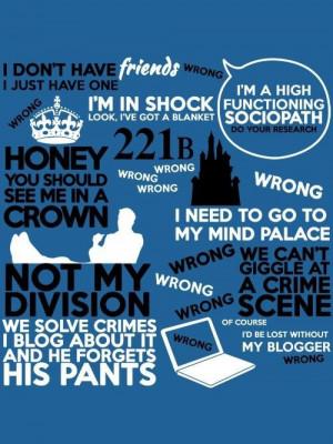 sherlock quotes | Tumblr
