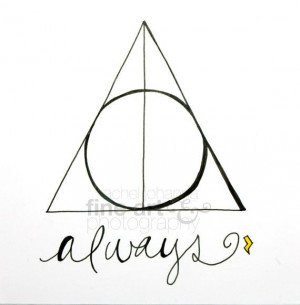 ... watercolor print with a harry potter quote 2 on etsy $ 16 16 cad