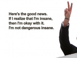 1280x960 quotes peace funny insane charlie sheen two and a half men v ...
