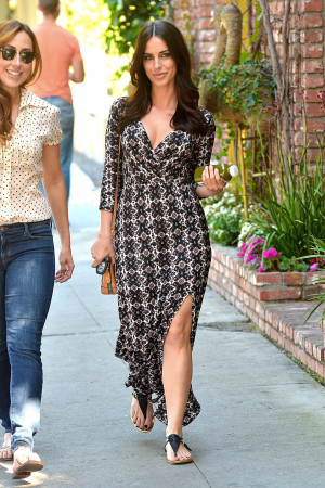 Jessica Lowndes Jeans