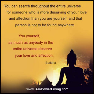Back > Quotes For > Buddha Love Yourself Quotes